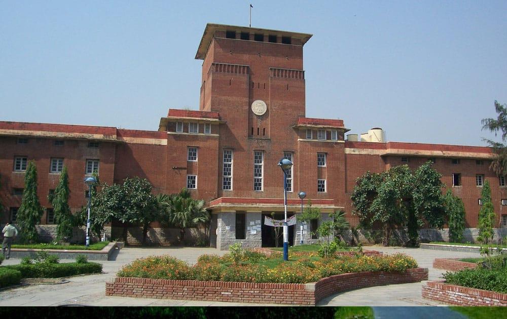 6. University of Delhi, Delhi