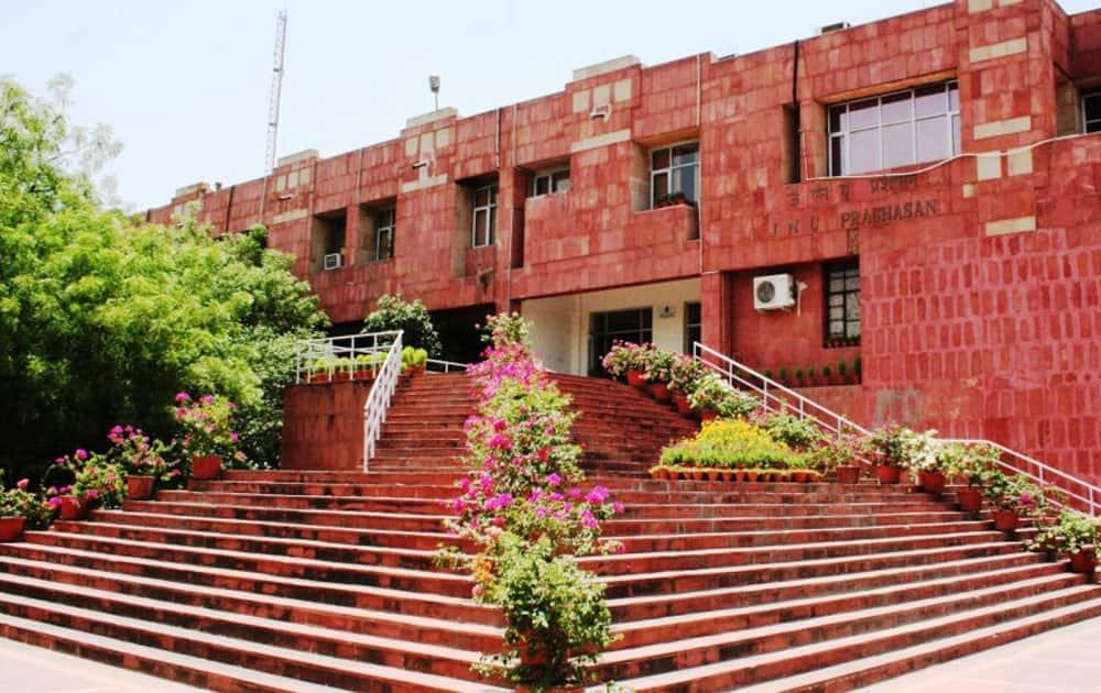3. Jawaharlal Nehru University, New Delhi