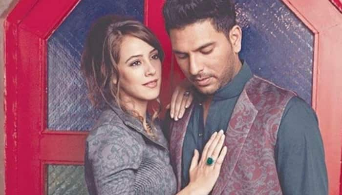Revealed! Yuvraj Singh and Hazel Keech's honeymoon destination