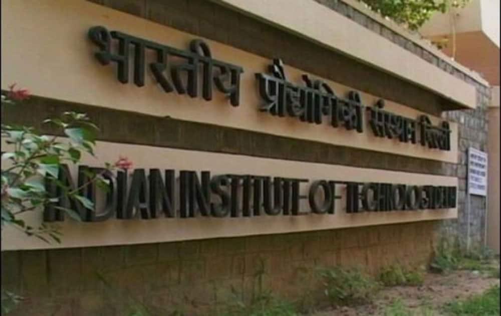 4. IIT Delhi