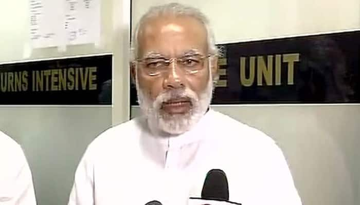 Puttingal Temple fire: Centre fully stands by Kerala government and its people, says PM Modi