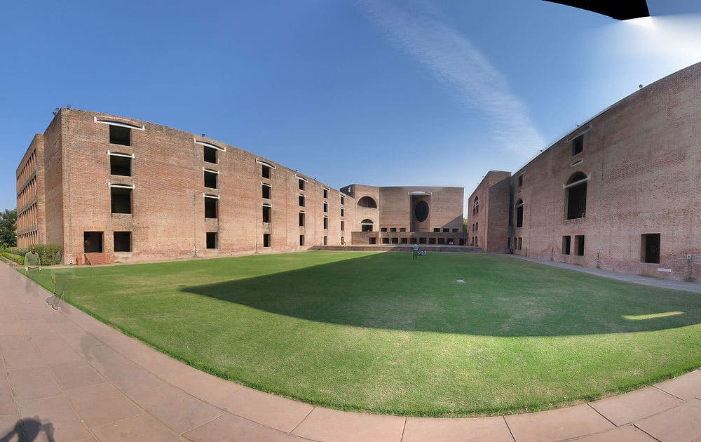 2. Indian Institute Of Management, Ahmedabad