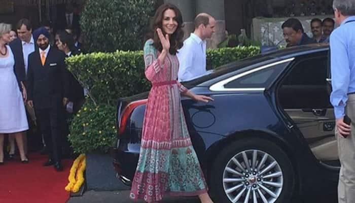 Kate Middleton's Anita Dongre dress leads to website crash