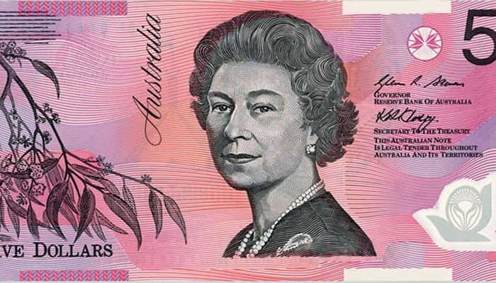 Colourful 'vomit-like' Australian $5 note unveiled