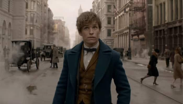 'Fantastic Beasts and Where To Find Them' teaser trailer: Glimpse of Harry Potter prequel will leave you thrilled!