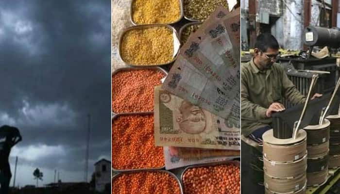 Triple dose of good news for India: On monsoon, inflation, industry
