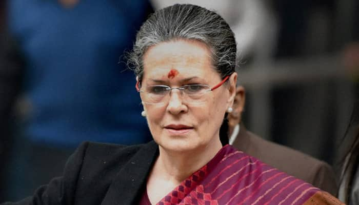 Sonia Gandhi to address rally in West Bengal's Malda district today