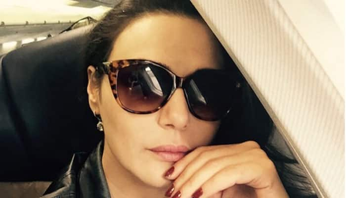 Preity Zinta surrenders herself in devotion to the almighty – See pic