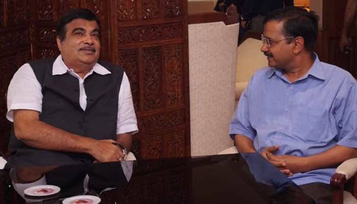 Rare praise? When Arvind Kejriwal thanked Nitin Gadkari for support - Know why