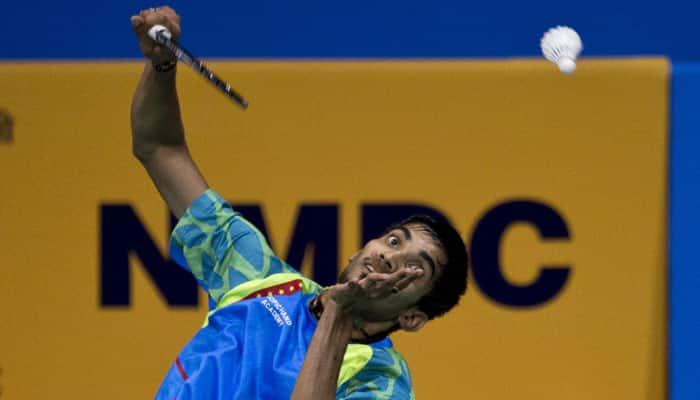 Singapore Superseries: Pranaav-Sikki enter 2nd round; Srikanth, Jayaram, Prannoy lose
