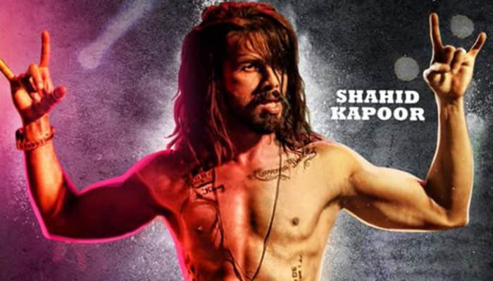 Shahid Kapoor's look in 'Udta Punjab' will give you major 'tattoo goals'—See pic to believe!