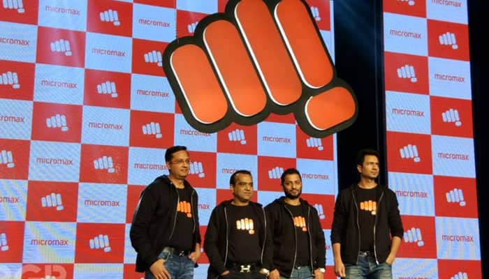 Micromax revamps brand with new logo; launches 15 smartphones
