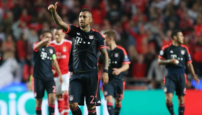 Ruthless FC Bayern Munich reach fifth Champions League semi-final in a row after 2-2 draw