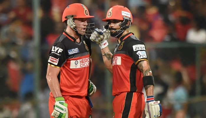 WATCH: IPL 9 – Virat Kohli, AB de Villiers, Chris Gayle having fun during shoot