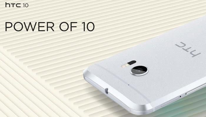 HTC 10 4G smartphone coming soon to India