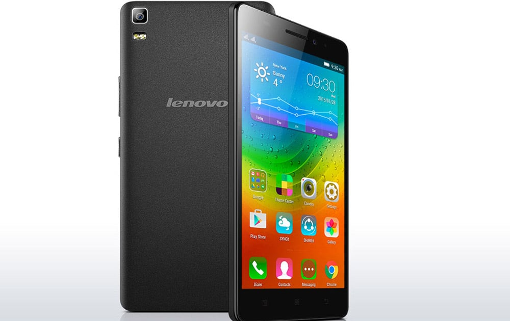 Lenovo A7000 with 5.5 inch screen, 2 GB RAM, 1.5 GHz Octa Core available on Flipkart at Rs 8,799