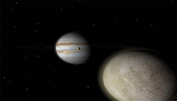 Jupiter's Europa creates enough heat to support ocean