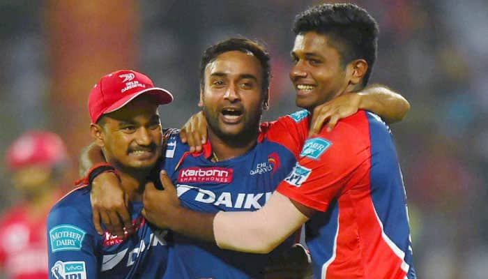 Indian Premier League: Delhi Daredevils register first win, crush Kings XI Punjab by 8 wickets