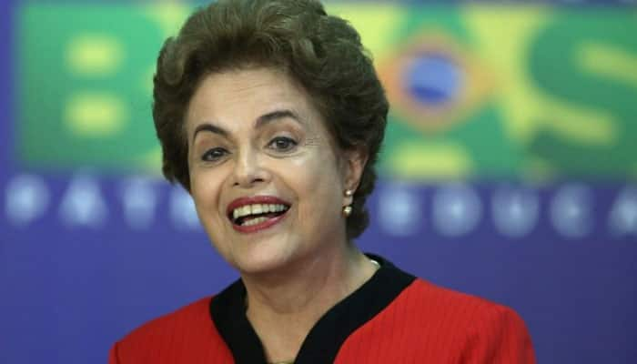 Brazil president to meet supporters as impeachment vote looms