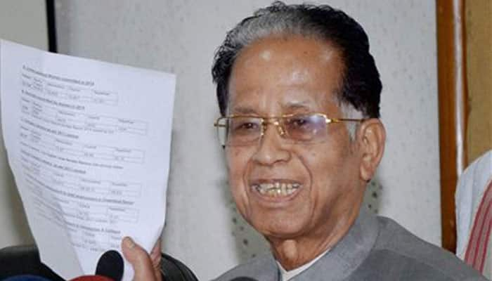 Assam's anti-foreigners movement sponsored by RSS, claims Tarun Gogoi