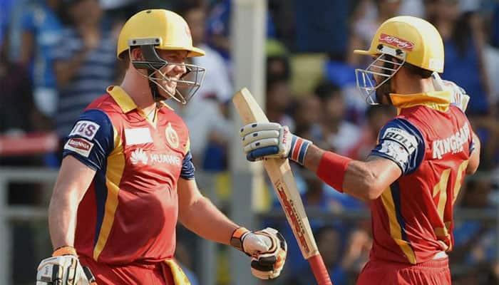 Indian Premier League: AB de Villiers finally reveals his thoughts on Virat Kohli's batting
