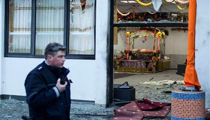 Masked men target Gurdwara in Germany, explosion leaves 3 injured