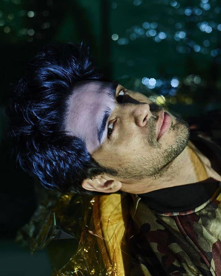 Sidharth Malhotra  :- One of my favourite pic shot by @ridburman styled by @kshitijkankaria for @thejuicemagazine COMING OUT SOON ! -instagram