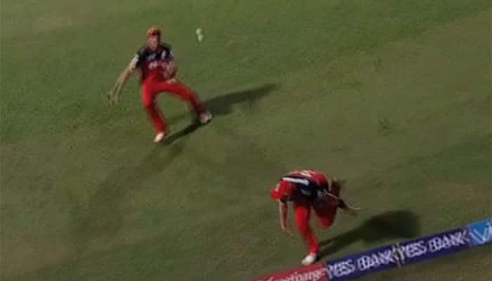 WATCH: Wow! Sensational relay catch between Shane Watson, David Wiese in IPL 2016