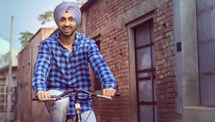 Shoots starts! Diljit Dosanjh shares picture from the sets of 'Phillauri'