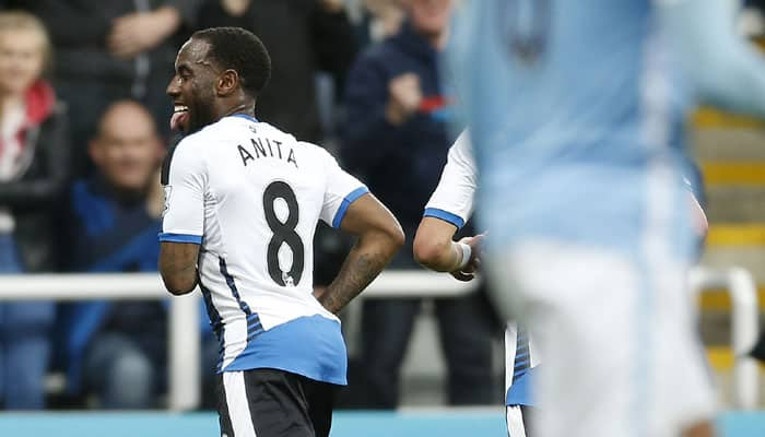 Vurnon Anita pegs Manchester City back to give Newcastle United hope