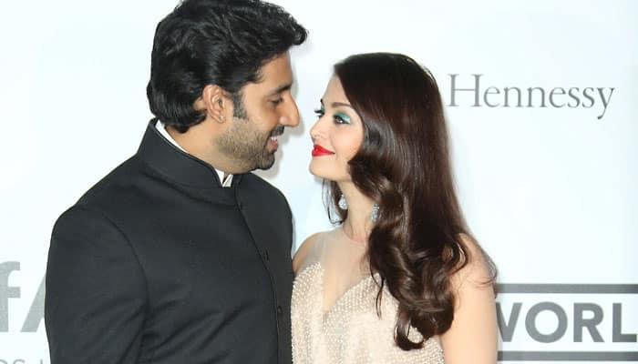 Aishwarya-Abhishek Bachchan's NINE golden years of togetherness—View in pics!