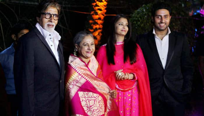 Do you know what Amitabh Bachchan has to say on Aishwarya-Abhishek's 9th wedding anniversary? Details inside