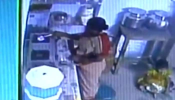 Shocking video! Caretaker burns hands of kids with hot spoon at 'Shishu Grih'