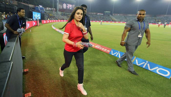 Problems related to IPL affect Kings XI Punjab's brand, business: Preity Zinta