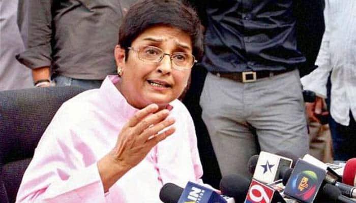 Kiran Bedi cautions people over Arvind Kejriwal's 'threatening' remarks against bureaucrats