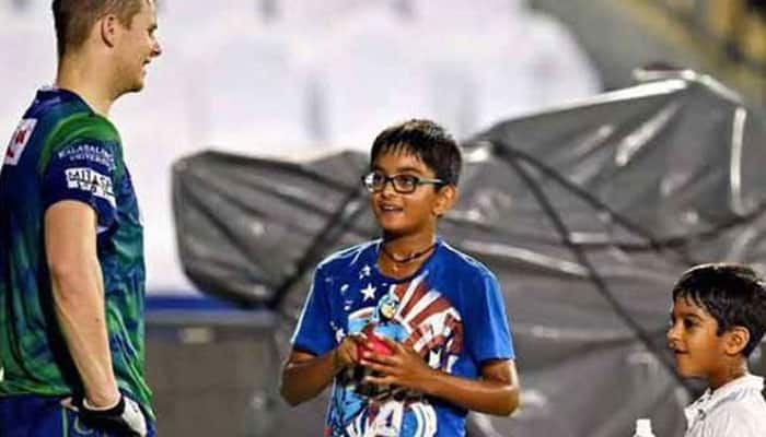 Rahul Dravid's son Samit scores a century for club team