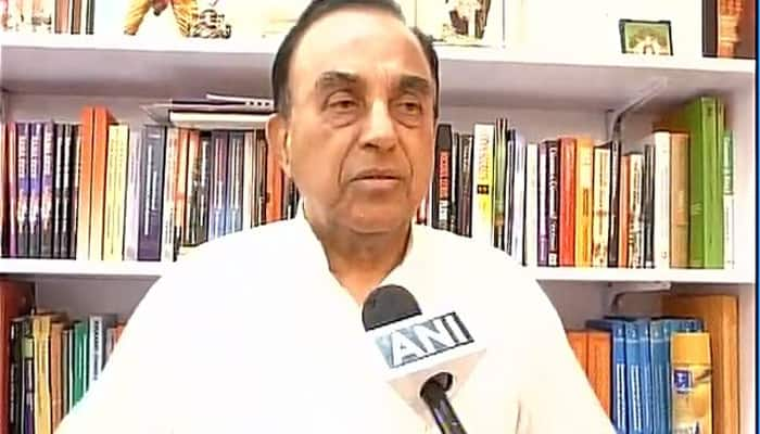 HC quashes President's Rule in Uttarakhand, Subramanian Swamy says BJP govt should appoint new AG, SG
