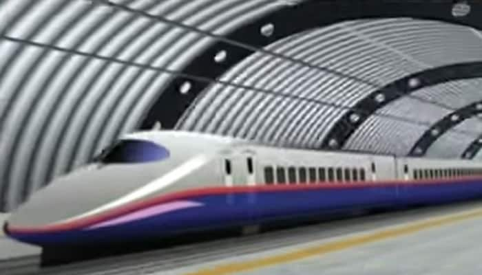 Mumbai to Ahmedabad in just 2 hours! India's first bullet train to navigate under sea - WATCH First look