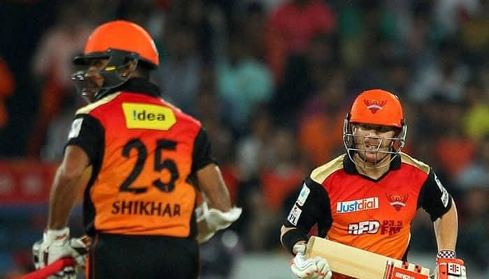 IPL 2016: Bhuvneshwar Kumar, David Warner star as Hyderabad Sunrisers crush Gujarat Lions by 10 wickets.