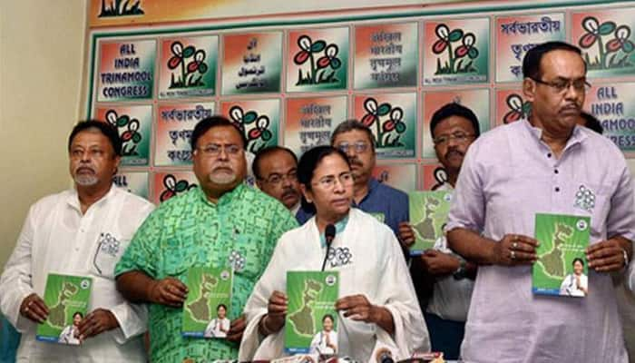 West Bengal polls: TMC asks EC to restrict broadcast of Narada scribe's programmes