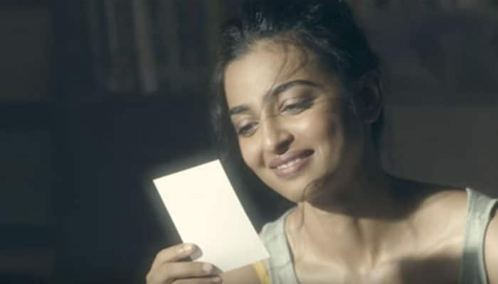 Ladies you definitely can't miss out on this beautiful message by Radhika Apte! Watch video