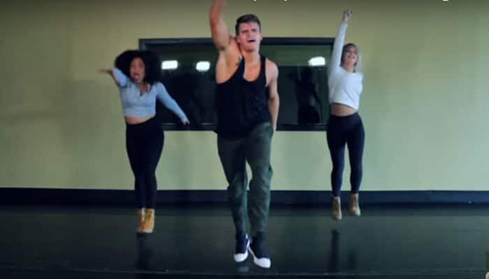 This dance cardio routine will make you super fit – Watch this viral video
