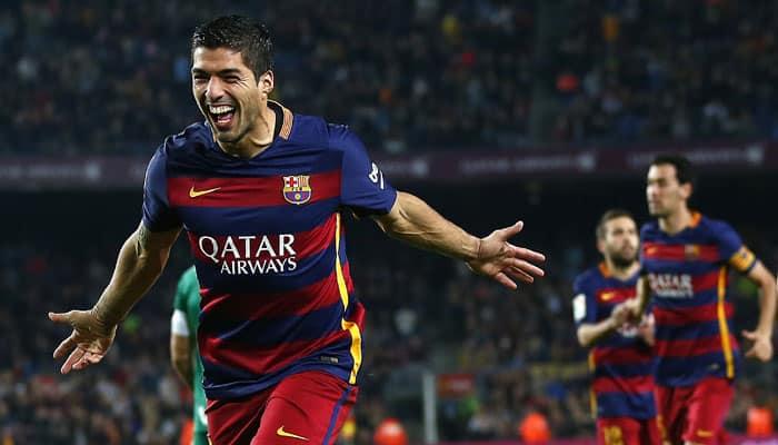 La Liga 2015-16: Luis Suarez makes history as Barcelona, Madrid clubs win