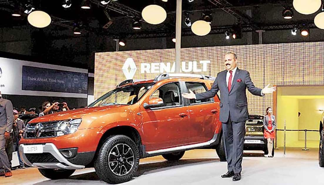 4. Renault Duster – Rs 8.3 lakh - Rs13.5 lakh (ex-showroom, New Delhi)