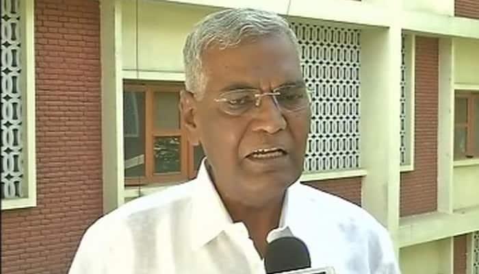 CPI to raise issue of repeated attacks on JNUSU president Kanhaiya Kumar in Parliament