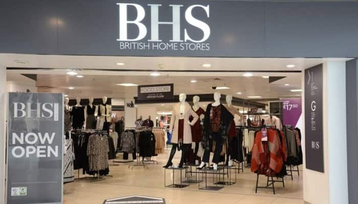 UK retailer BHS calls in administrators, 11,000 jobs at risk