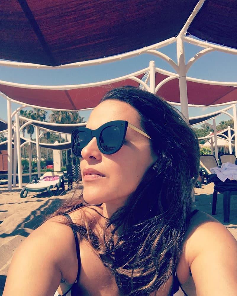 Neha Dhupia :- #beachlife #antalya #Turkey  @ Antalya, Turkey -instagram.com/p/BEn6QgnKntP/