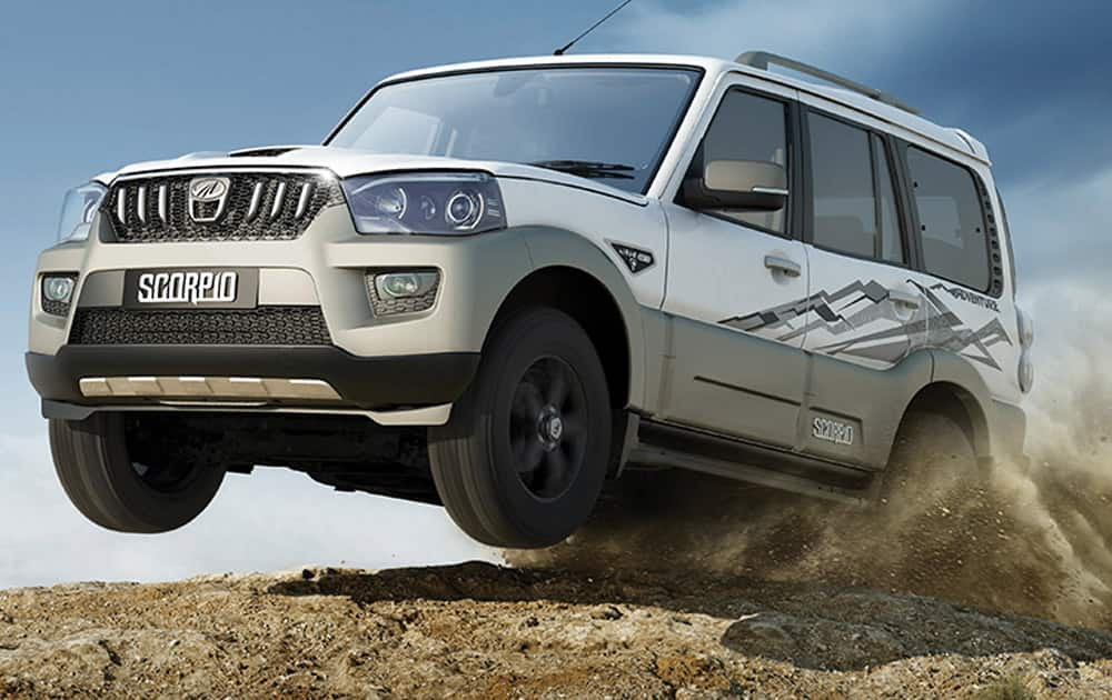 Mahindra & Mahindra has launched a limited edition of its Scorpio starting at Rs 13.07 lakh.