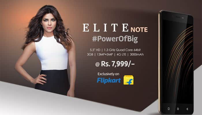Swipe Elite Note launched in India at Rs 7,999; exclusively available on Flipkart