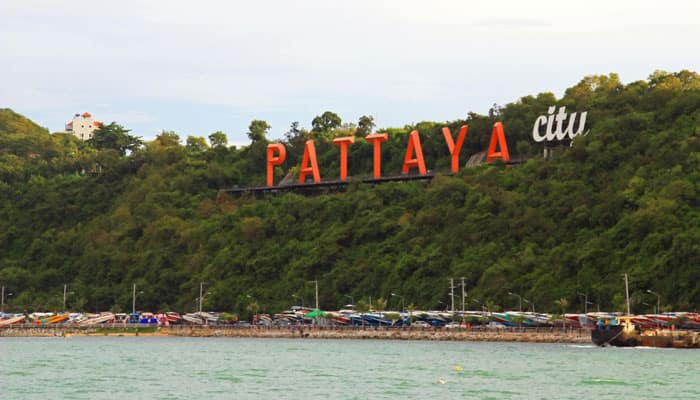 Five things to do in Pattaya